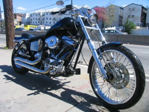 Harley Wideglide