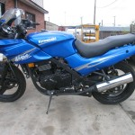 2009 Kawasaki EX500R