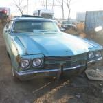1970 Chevelle 2dr V8