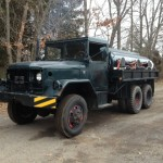!970 Kaiser Army 6x6 water tanker