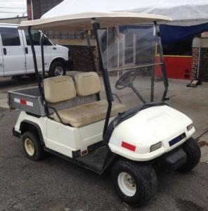 1998 ParCar Golf Cart gas