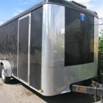 2008 Interstate enclosed trailer