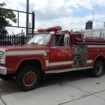 1974 Dodge Power Wagon 4x4 Pumper