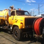 GMC Sewer Cat diesel