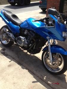 1996 Kawasaki 1100