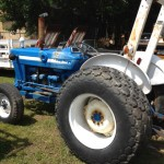 Ford 2000 series tractor