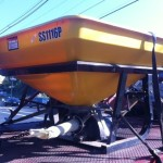 Frontier Seeder 3pt hitch