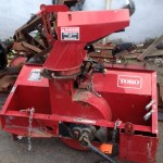 Toro snow blow attachment