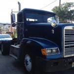 1997 Freightliner single axle, Detroit