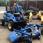 2004 New Holland diesel mower