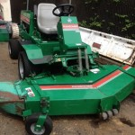 Ransomes Textron Frontline 728D mower