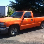 2004 Chevy 2wd Pickup