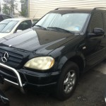 2001 Benz ML