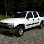 2005 Chevy Suburban